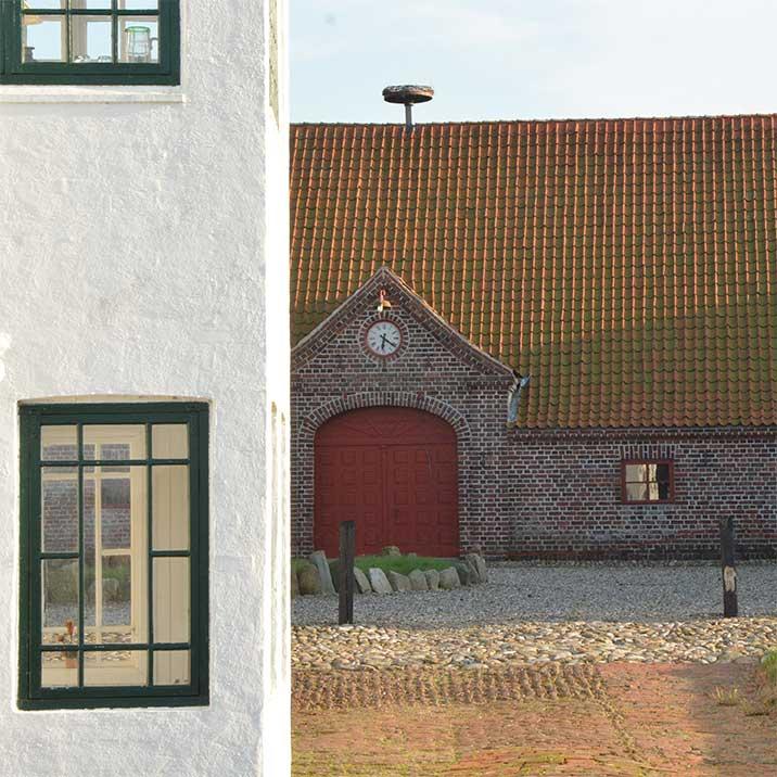 Das Folkeuniversitetscenteret Skærum Mølle im Limfjordland!